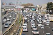 ترافیک سنگین به سمت شهرهای شمالی کشور | هراز و فیروزکوه هم سنگین است