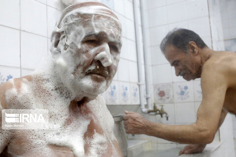 حمام سنتی باب همایون
