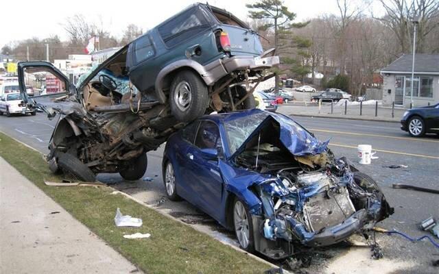 حوادث ترافيكي