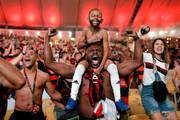 عکس سال | شادی فلامینگوییها در ماکارنا