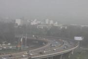 هوای مشهد برای سومین روز پیاپی آلوده است