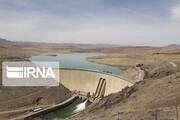 ذخیره سد زایندهرود به ۳۱۱ میلیون متر مکعب رسید