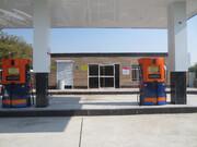 ساخت چهارمین جایگاه بنزین در  منطقه ۱۴
