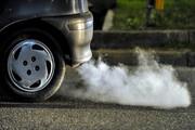 برخورد پلیس راهور همدان با خودروهای دودزا