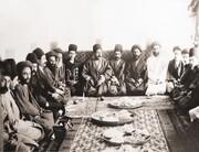 آداب میهمانی در طهران قدیم