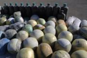 کشف یک تن مواد مخدر در خراسان جنوبی