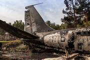 آخرین وضعیت سقوط هواپیمای نظامی در اردبیل |احتمال شهادت خلبان جنگنده میگ ۲۹