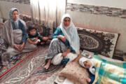 آرزوهای اسماء در دستان خیران