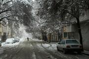 ورود سامانه بارشی به آسمان چهارمحال و بختیاری | کوهرنگ سردترین نقطه کشور