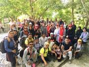 نجات سرعتی در ارتفاعات دارآباد
