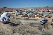 ۳ میلیارد دلار کالا از قصرشیرین به عراق صادر شد
