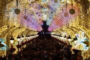 آلبوم | چراغانیها و آتشبازیهای کریسمس از سنگاپور تا نیویورک