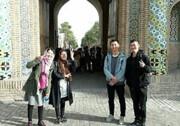 رشد بیش از ۲۲ درصدی ورود گردشگران خارجی به سمنان