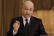 رئیس جمهور عراق، مذاکرات ایران و عربستان را تائید کرد