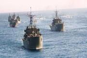 آغاز رزمایش دریایی مشترک ایران، چین و روسیه