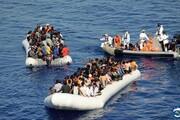 بازداشت ۵۰ مهاجر غیرقانونی توسط مرزبانی انگلیس | ایرانی هم هست