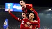 هفته ۲۰ لیگ برتر انگلیس؛ پیروزی لیورپول و شکست آرسنال برابر چلسی