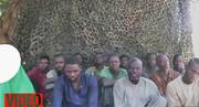 گردن زدن ۱۰ گروگان  داعش انتقام ابوبکر بغدادی را از مسیحیان نیجریه گرفت