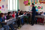 دانشآموزان؛ شیفته تنها مدرسه روستای «هیوند» ایلام