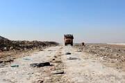 اتمام ظرفیت سلولهای دفن زباله اهواز