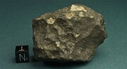 شهابسنگ ۴.۶ میلیارد ساله در خانه مرد استرالیایی | سنگی که طلا نداشت اما پرارزشتر بود