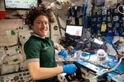 ۲۸۹ روز دور از زمین   طولانیترین اقامت یک زن در فضا