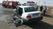 جدول آمار تصادفات مرگبار در ایران ؛ ۳ استان در صدر