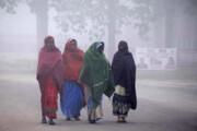هشدار قرمز برای هند با ادامه موج سرما | شاخص کیفیت هوای دهلی؛ بالای ۴۱۲