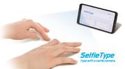 فناوری جدید سامسونگ بدون انگشتان تایپ میکند