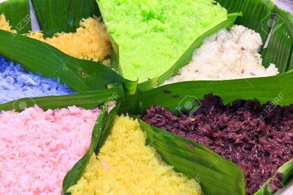 برنج رنگی