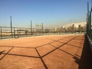 راهاندازی نخستین مجموعه تنیس خاکی جنوب تهران