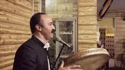 فیلم | دفنوازی منصور مرادی