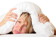 بیخوابی میگرن شما را تحریک میکند