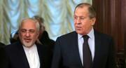 تاکید ظریف بر مقابله با یکجانبهگرایی آمریکا   انتقاد لاوروف از عملکرد آمریکا و اروپا در برجام