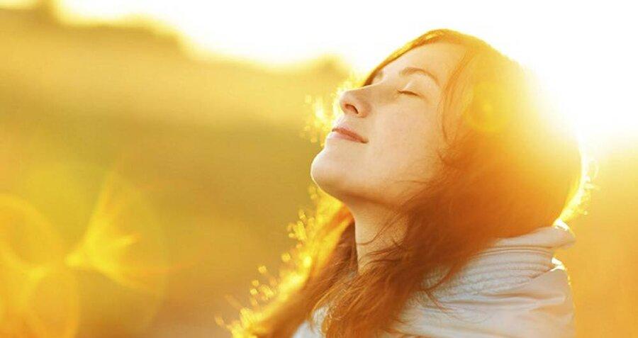 تامین ویتامین دی از نور خورشید