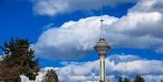 پس از دو روز بارندگی مداوم؛ هوای تهران فعلا قابل قبول است