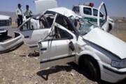 ۱۶۳ نفر در حوادث هفته گذشته ایران جان باختند؛ ۱۵۳۶ نفر مصدوم