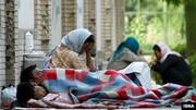 زنان بیخانمان شبها کجا میمانند؟ | جزئیاتی از سن و تحصیلات این زنان