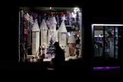 تصویر | خرید کریسمس در تبریز