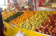 ذخیرهسازی ۷ هزار تن پرتقال و سیب برای شب عید تهران
