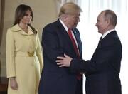 پوتین در پیام سال نو  بار دیگر ترامپ را برای دیدار از مسکو دعوت کرد