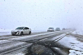 اینفوگرافیک   چگونه در برف رانندگی کنیم؟