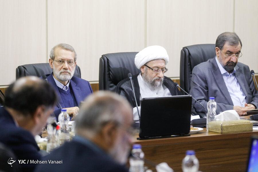 جلسه پرچالش مجمع تشخیص