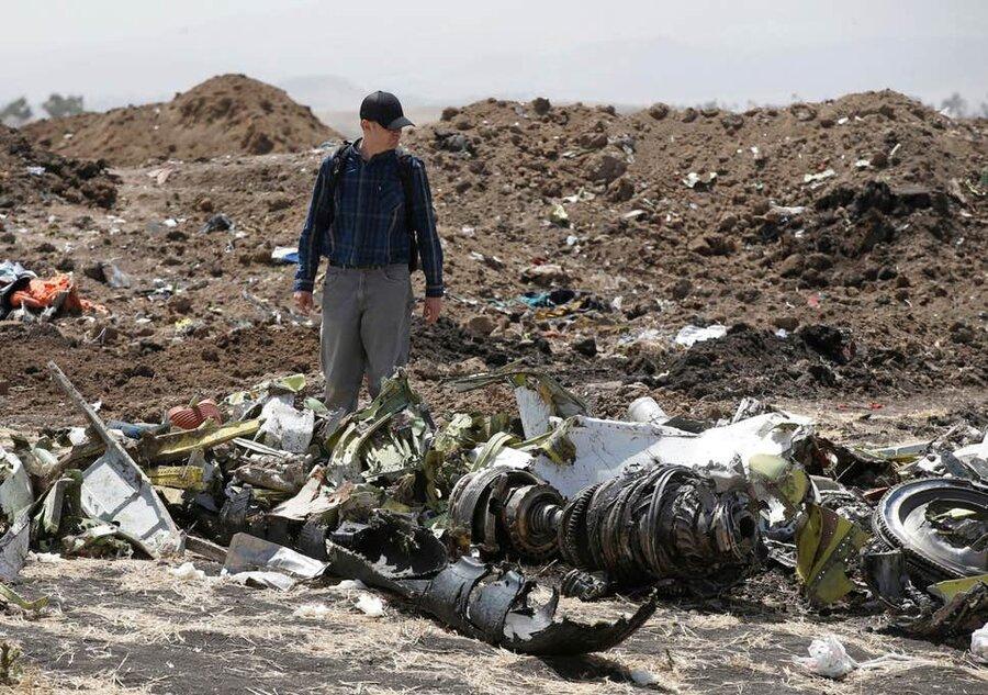 سقوط یویینگ 737 مکس در اتیوپی