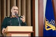 فیلم | فرمانده سپاه در کرمان حرف آخر را همان اول زد