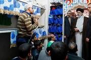 بررسی وضعیت محکومت چند زندانی توسط رئیسی درون زندان