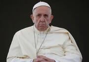 عکس | دعای پاپ در باران برای رهایی جهان از شر کرونا
