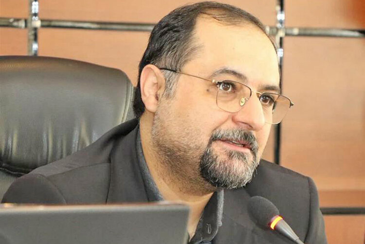حسين شيرزاد معاون وزير جهاد و رئيس تعاون روستايي