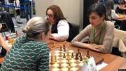 حضور بدون حجاب میترا حجازیپور در مسابقات جهانی | واکنش رئیس فدراسیون شطرنج