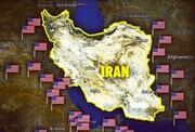 تصویر کنایه آمیز مایکل مور برای ترامپ | ایران دنبال جنگ است!